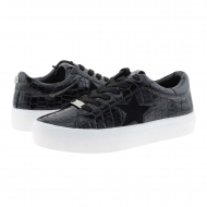 Sneakers Samiya piel negra Steve Madden