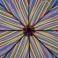 Paraguas manual rayas Devota y Lomba 114469