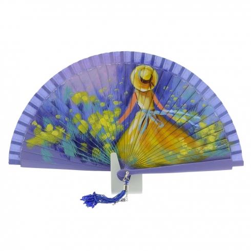 https://cache1.paulaalonso.es/11850-114677-thickbox/abanico-dama-con-sombrero-y-vestido-amarillo.jpg