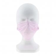 Pack 10 mascarillas quirúrgicas Tip IIR rosas