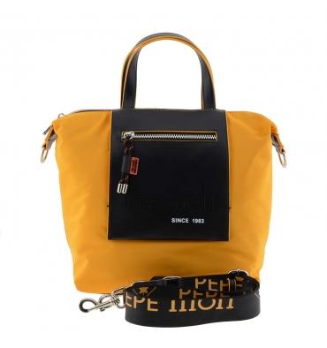 https://cache.paulaalonso.es/12052-115759-thickbox_default/bolso-mano-lona-amarilla-y-sintetico-negro.jpg