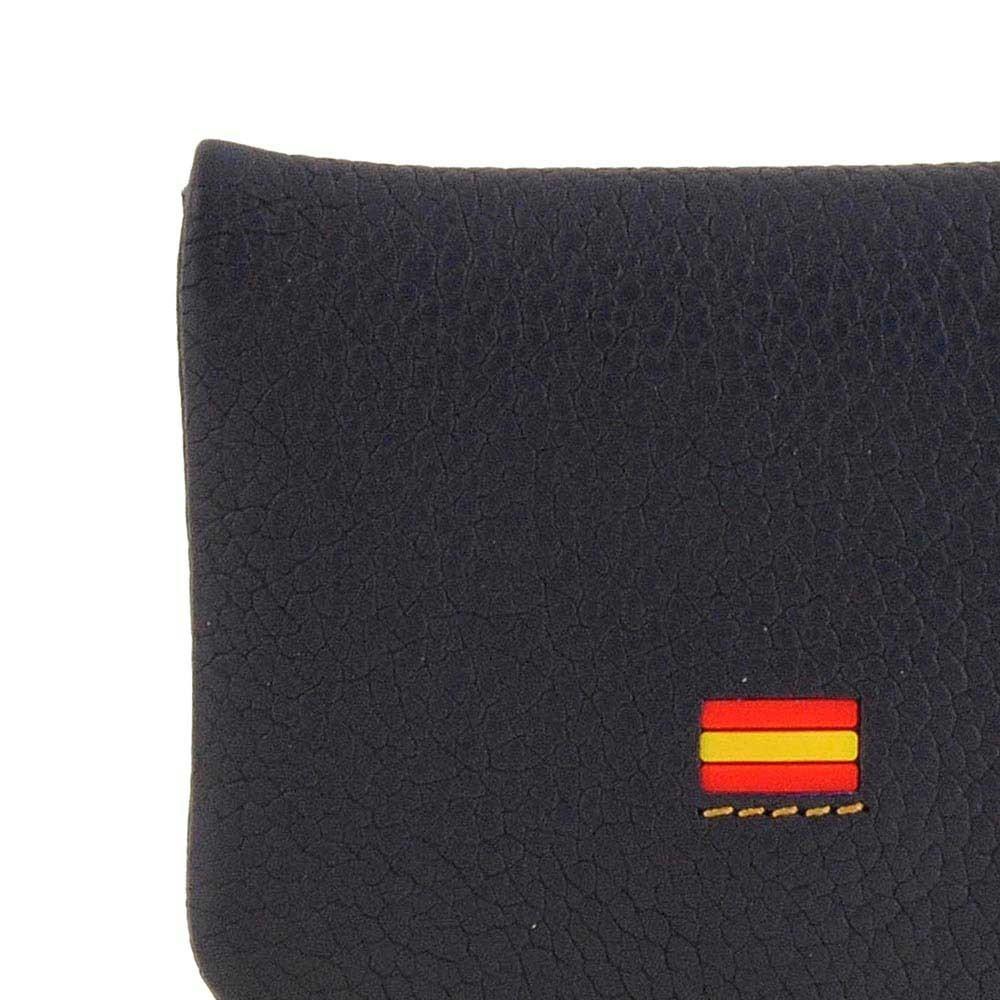8c9d85f68 Monedero hombre piel Detalle bandera españa Tienda online
