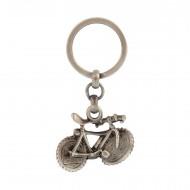 Llavero con forma de bicicleta