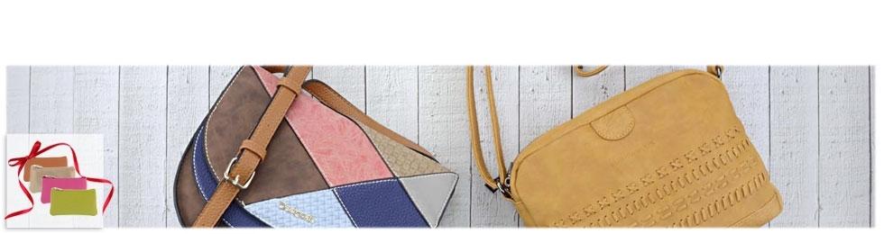 0ad367784 Tienda bolsos bandolera sinteticos online - Paula Alonso - Tienda online